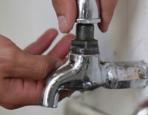 Fix a water leak