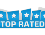 We're Top Rated!
