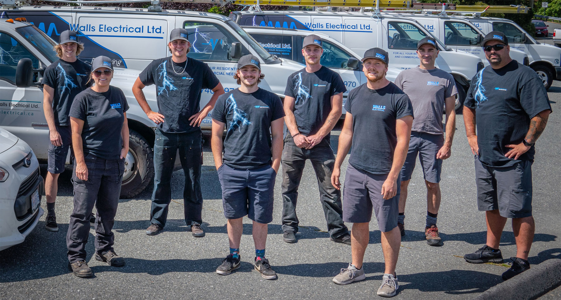Vancouver Island Electrician