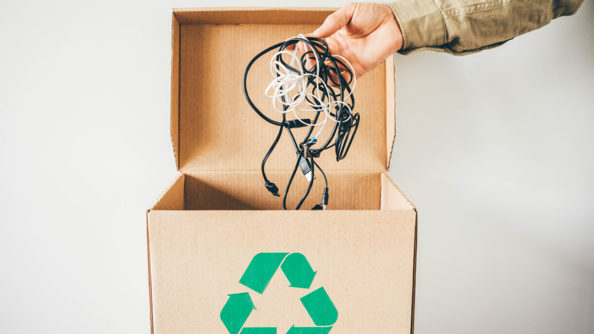 How to Responsibly Recycle Electrical Wiring Waste